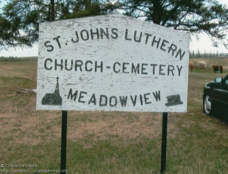 Meadowview / St John's Lutheran Church Cemetery