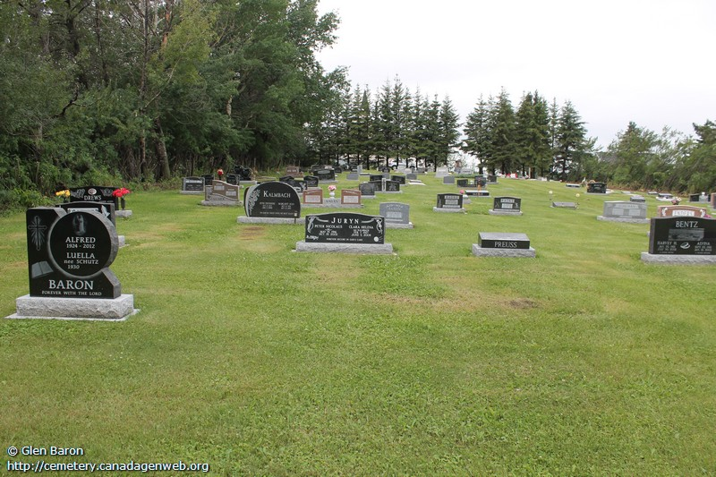 Christ Lutheran Church Cemetery