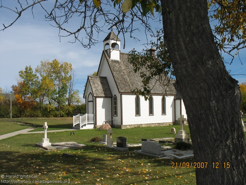 St Paul's Fish Creek / Midnapore Cemetery