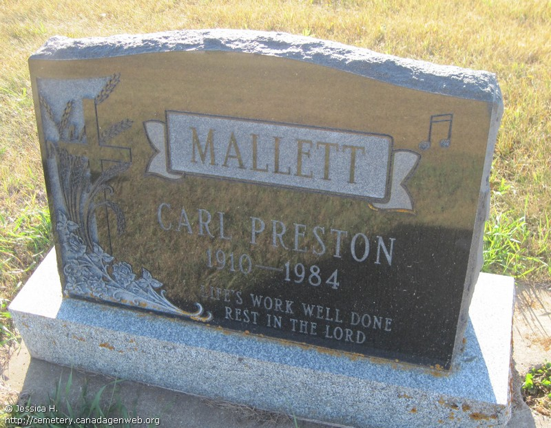 Fairview / Hastings Coulee Cemetery
