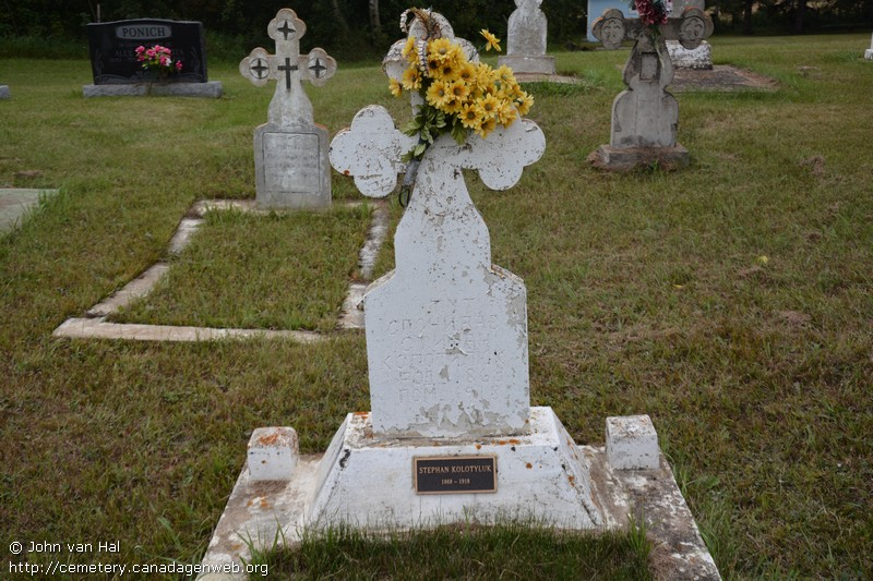 St Elias Russo Greek Orthodox Cemetery