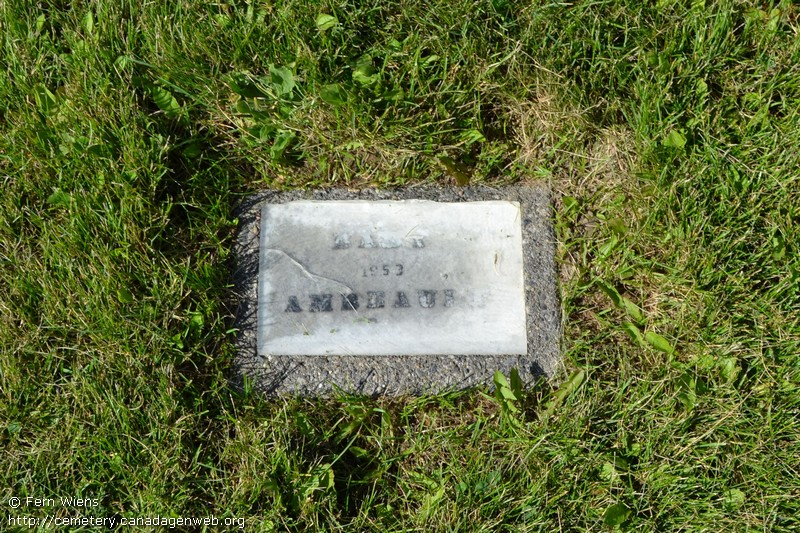 Quesnel & District Cemetery
