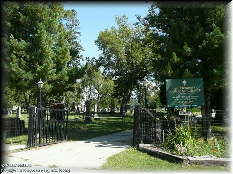 St Clement's Anglican Cemetery