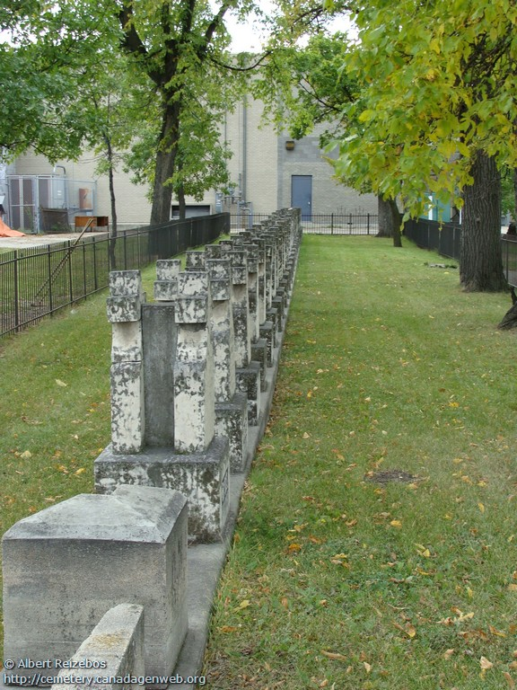 St Boniface Oblate Fathers' Cemetery