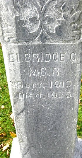 Bloomfield Ridge United Church Cemetery
