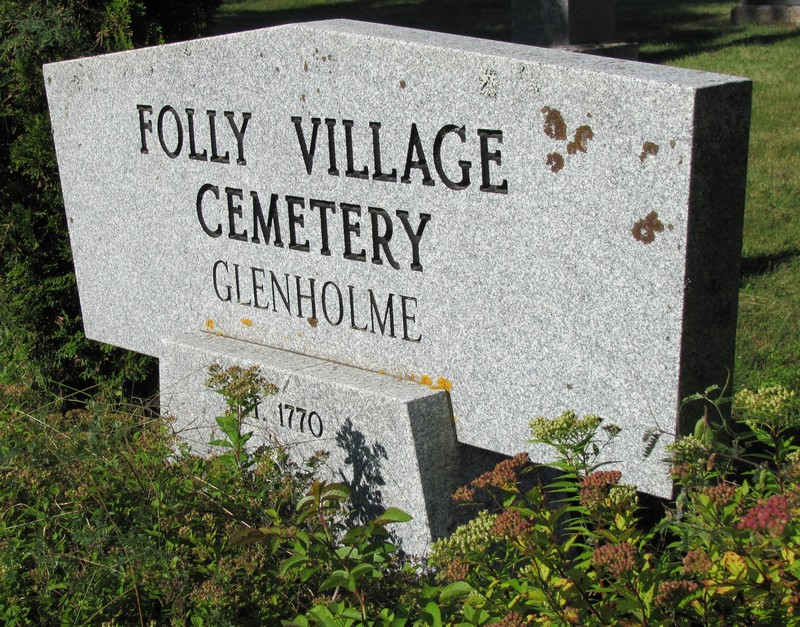 Folly Village / Erskine United Church Cemetery