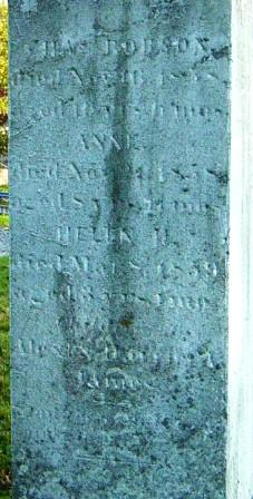 Public (Old) Burial Ground / Old Public Cemetery