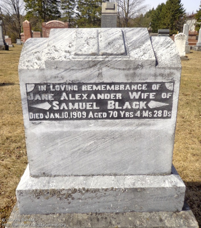 Grand Valley Union Cemetery