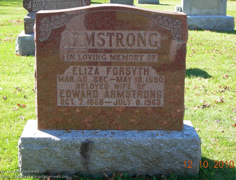 Nestleton United Cemetery