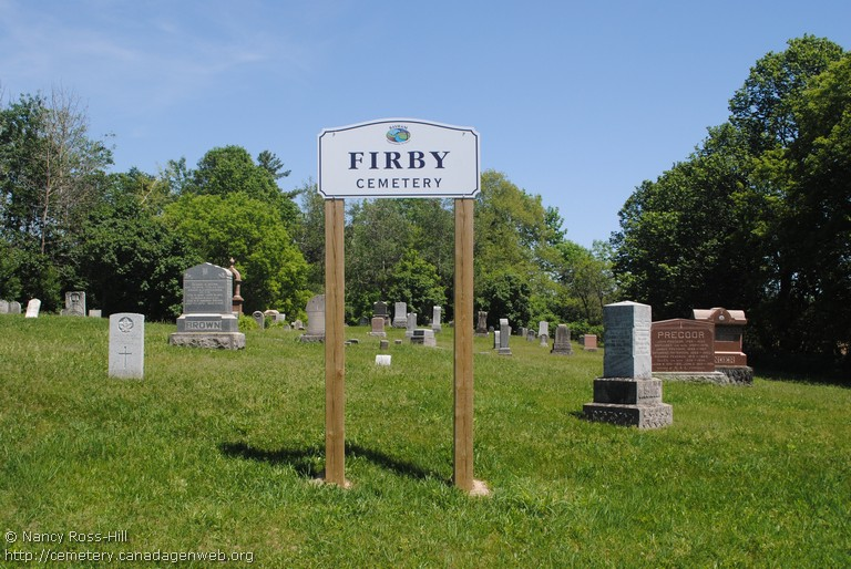 Firby Cemetery