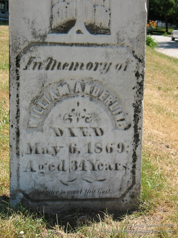 Pearl Street / Kingsville Old Abandoned Cemetery