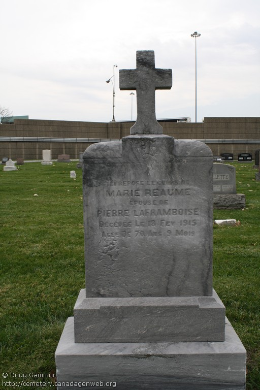 Assumption Roman Catholic Cemetery