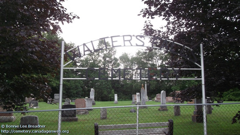 Walter's Falls United Church Cemetery