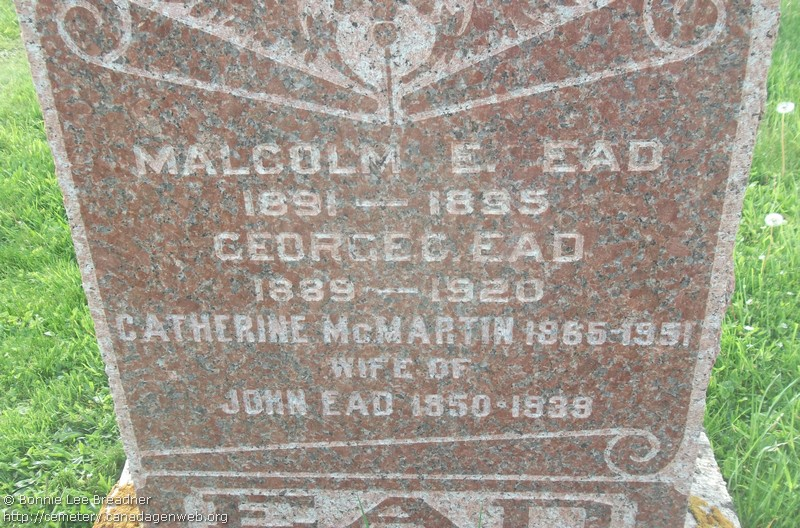 Annan United Church Cemetery
