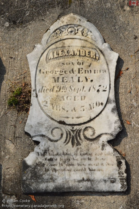 Anglican Old / Circularville / Hartford Methodist Episcopal Cemetery