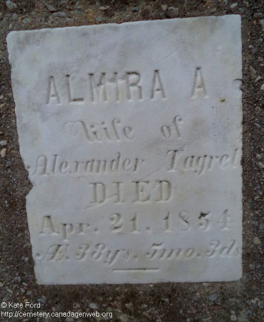 Upper (Town Hall) / Anderson Cemetery