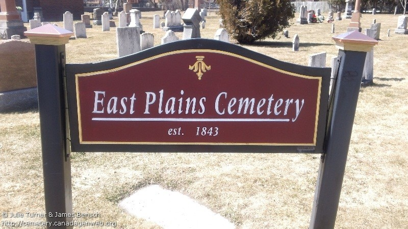 East Plains United Church Cemetery