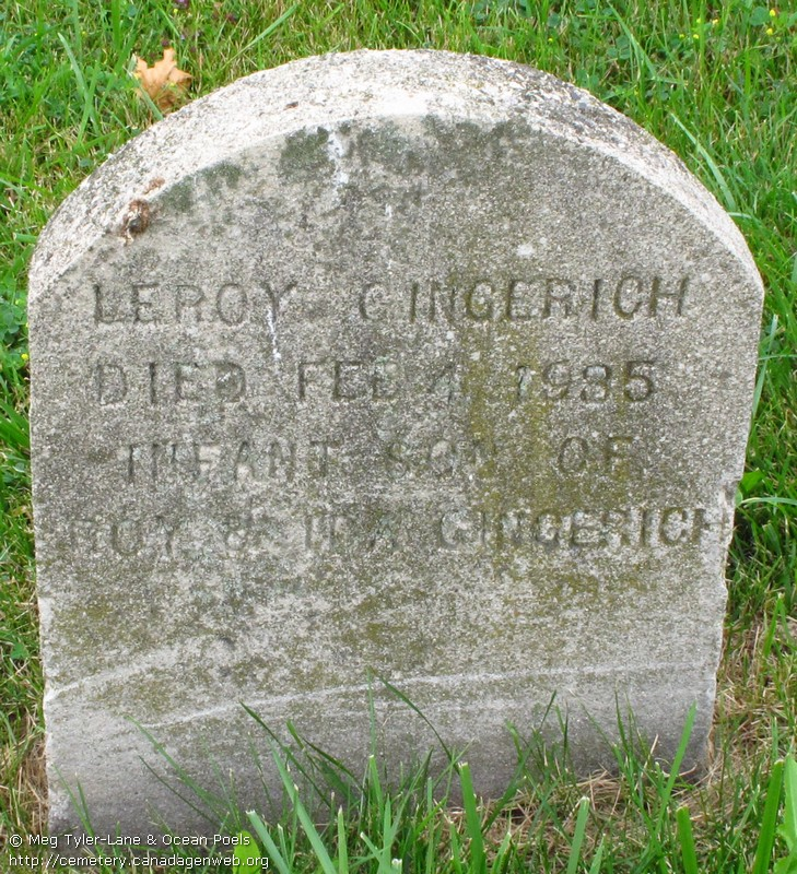 Lakeview Mennonite Cemetery
