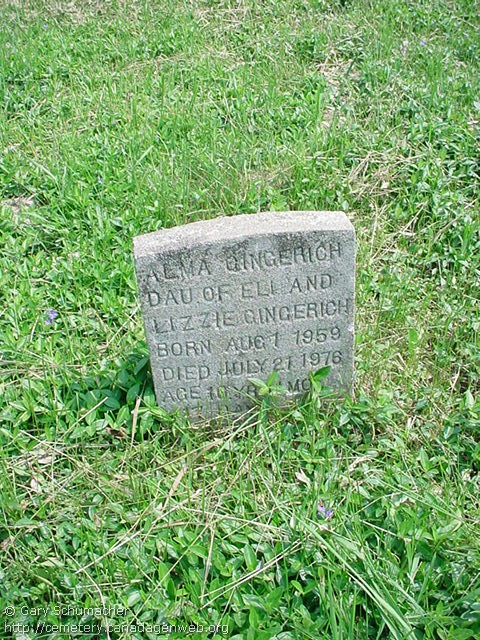 Bethel Old Order Amish Cemetery