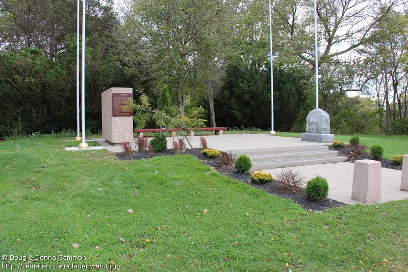 Battle of the Thames Cemetery
