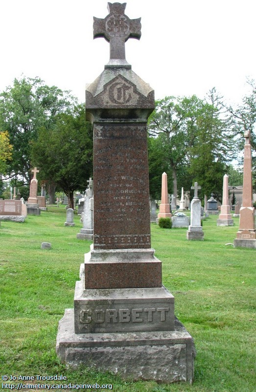 Victoria Lawn / St Catharines Cemetery