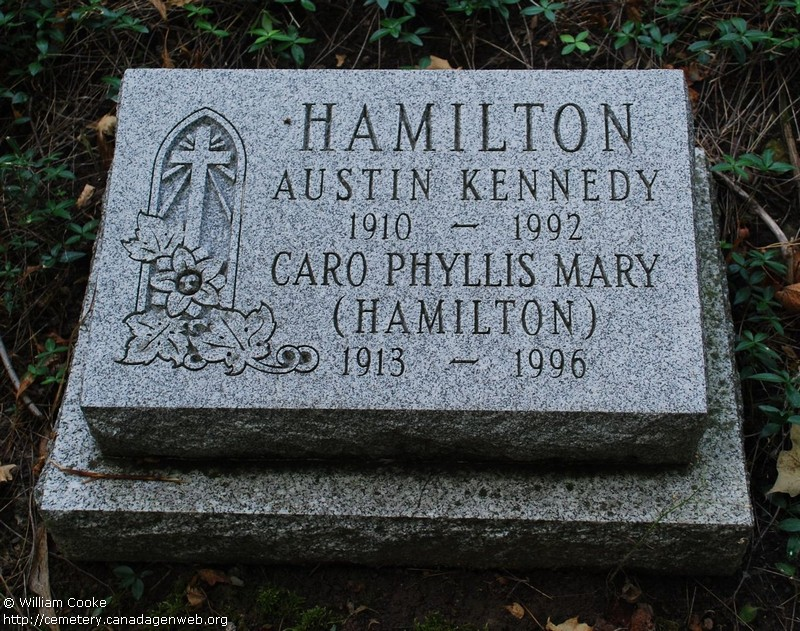 Hamilton Family Burial Grounds
