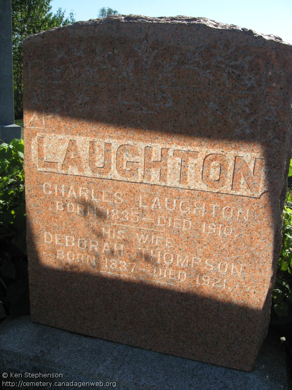 Laughton Cemetery