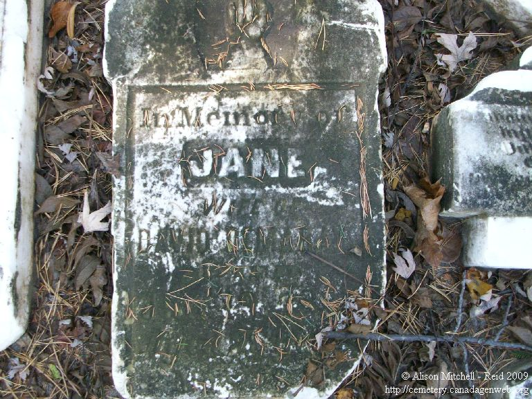 Gladstone Baptist Church Cemetery