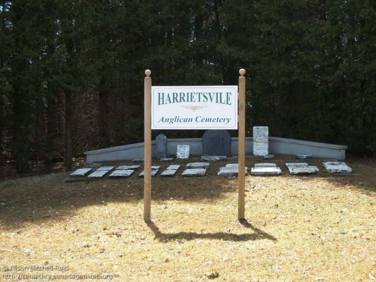 Harrietsville Anglican Cemetery