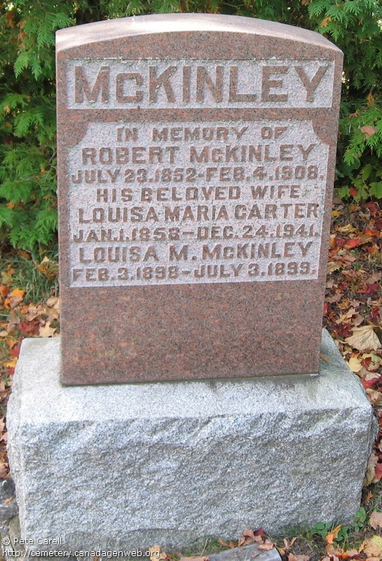 Egbert United Church Cemetery