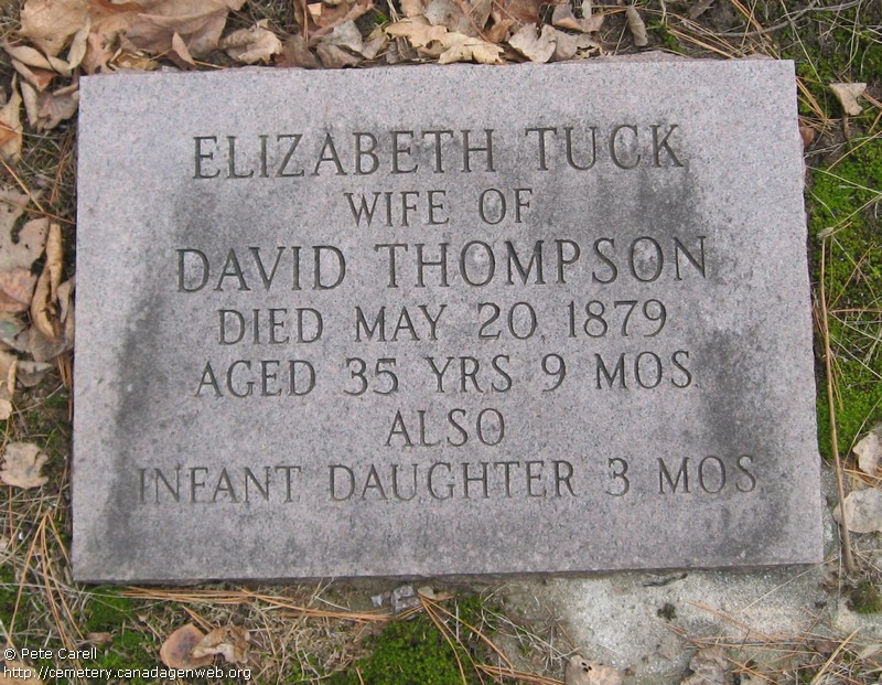 Thompson Family Cemetery