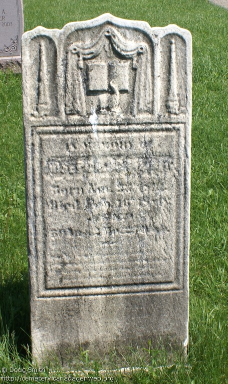 First Mennonite / Ben Eby's / East End Cemetery