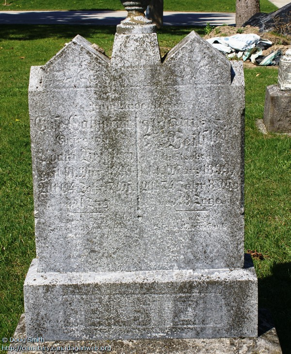 First St Paul's Lutheran Cemetery