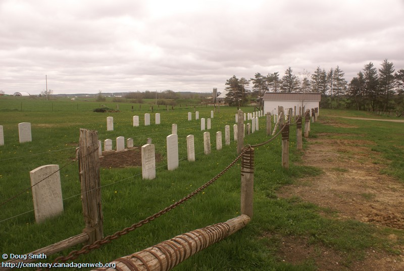 Linwood Mennonite Cemetery