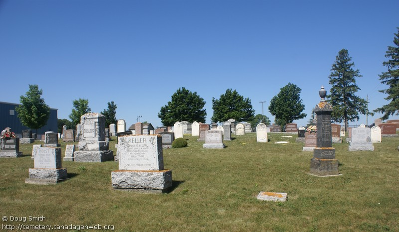 St James Lutheran Cemetery