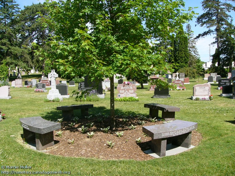 ON: Woodlawn Memorial Park, CanadaGenWeb's Cemetery Project