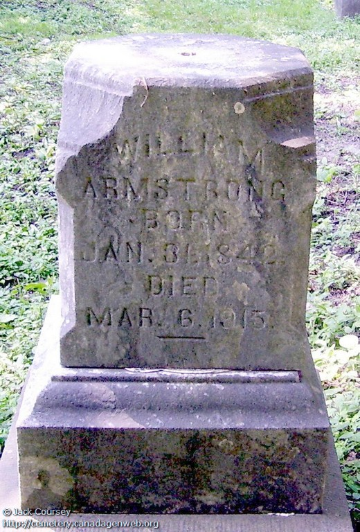 Grace Anglican Church / Milne's Cemetery