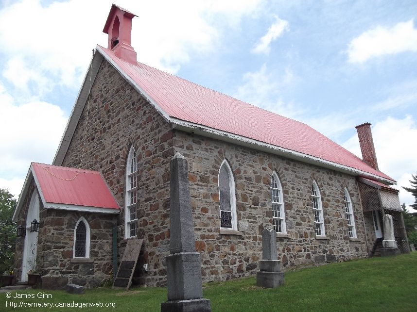 Lakefield Anglican Church Cemetery