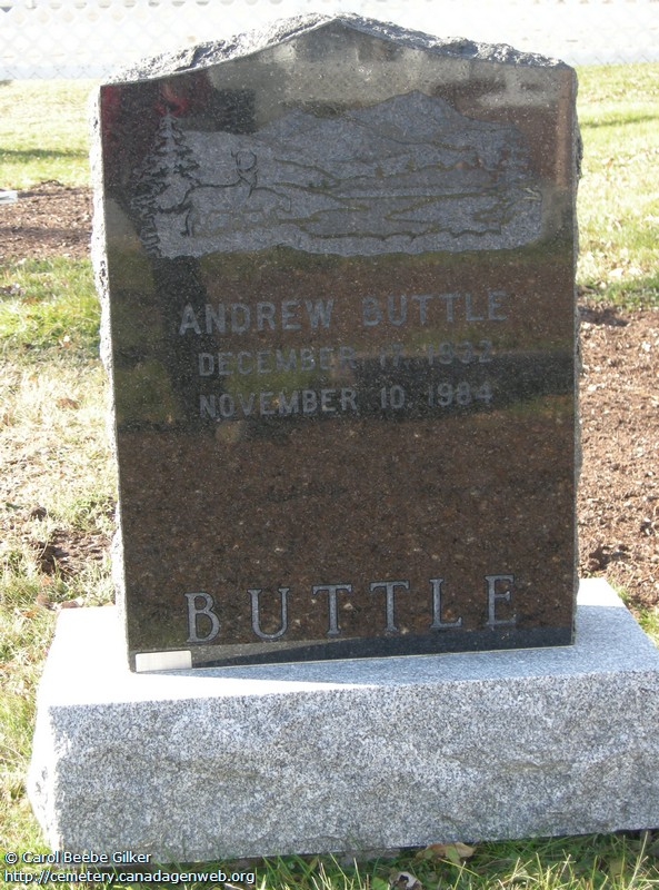 St Andrew's / New Carlisle Anglican Cemetery