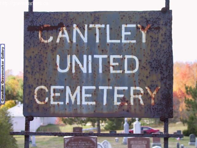Cantley United Cemetery