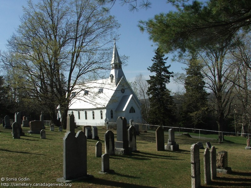 Maple Grove Anglican Cemetery