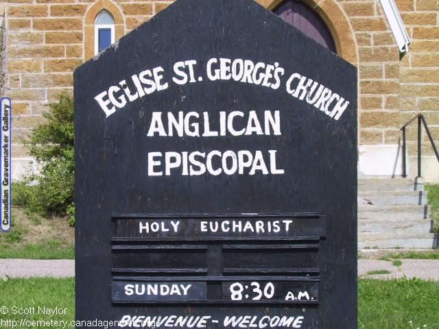 St George's Anglican Episcopal Cemetery