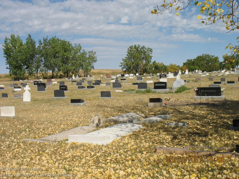 Maple Creek Cemetery
